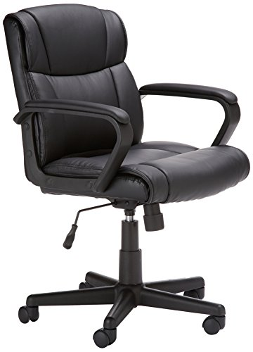 Amazon Basics Mid-Back Office Chair Review