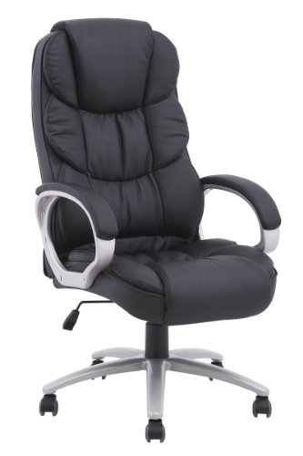 High Back Executive Leather Ergonomic Office Chair Review
