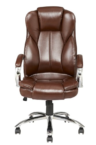 Modern High Back Leather Executive Office Chair Review