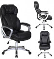 Link toDeluxe Professional PU Leather Office Chair Review