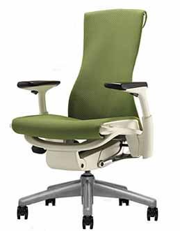 Embody Chair by Herman Miller Office Chair Review