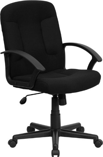 Computer Chair with Nylon Arms Review
